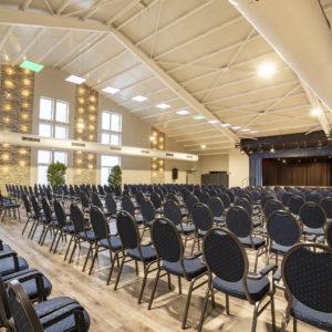 Veranstaltungshalle in Hessen